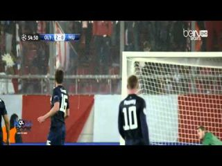 Manchester United Vs Olympiakos 0-2 2014 Goals & Highlights (25-2-2014) HD