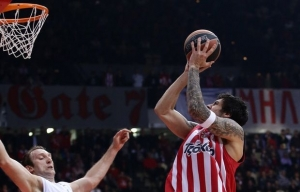 Euroleague : Olympiakos 78-60 Anadolou Efes