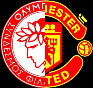 Olympiacos drawn against ManUtd in Champions League