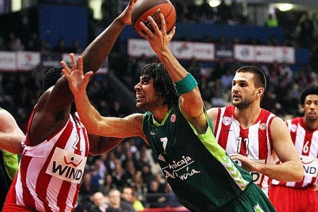 Preparations for Unicaja and A1 programme