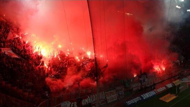 Olympiakos 1:0 Panathinaikos 26.10.2014 Gate7